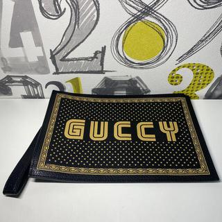 Gucci - 土日セール値引き中【美品】クラッチバック