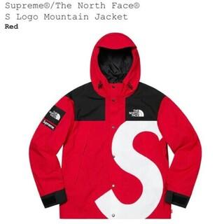 Supreme S Logo Mountain Jacket Lサイズ