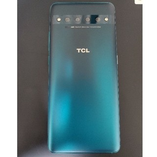 ANDROID - TCL 10 PRO 中古 フォレストグリーン