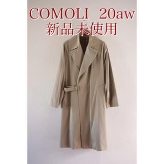 COMOLI - 【新品】 COMOLI コットンギャバ タイロッケンコート 20aw