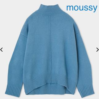 moussy - DROP SHOULDER H/N ニット