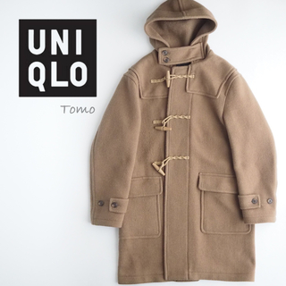 ユニクロ(UNIQLO)のダッフルコート ユニクロ M(ダッフルコート)