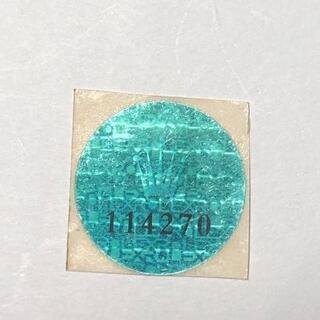 ロレックス(ROLEX)の社外品補修用 Ref.114270 ホログラムシール(その他)