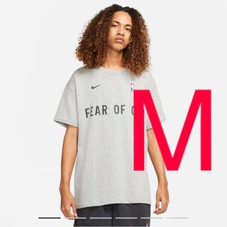 FEAR OF GOD - nike fear of god tシャツ M