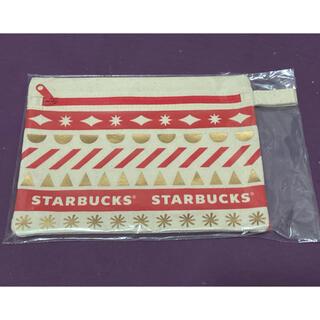 Starbucks Coffee - スタバ ホリデーポーチ 2020クリスマス