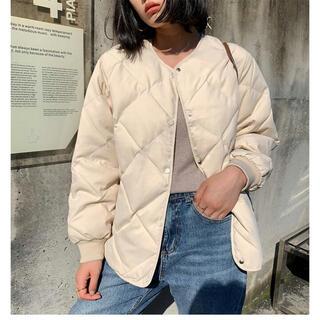 ZARA - キルティングジャケット