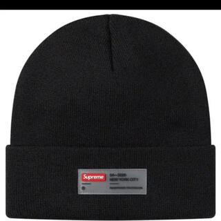 Supreme - 20FW supreme clear label beanie