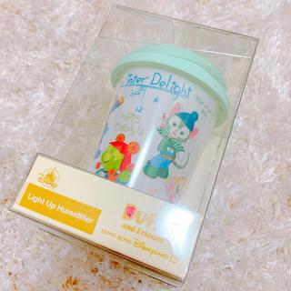 Disney - 香港ディズニー💙ダッフィーフレンズライトアップ加湿器⭐