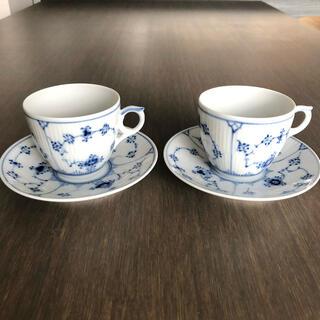 ROYAL COPENHAGEN - ロイヤルコペンハーゲン コーヒーカップ ソーサー
