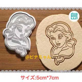 美女と野獣 ベル ディズニープリンセス クッキー型