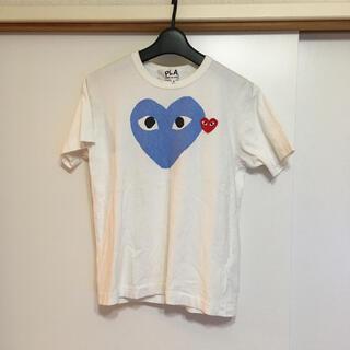 コムデギャルソン(COMME des GARCONS)のPLAY COMMEdesGARCONS 半袖Tシャツ(Tシャツ/カットソー(半袖/袖なし))
