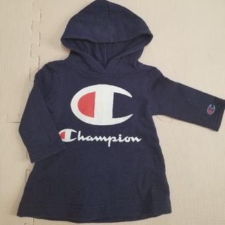 チャンピオン(Champion)のChampion ワンピース トレーナー ベビー 80(ワンピース)
