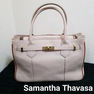 サマンサタバサ(Samantha Thavasa)のSamanthaThavasaDeluxeハンドバッグ(ハンドバッグ)