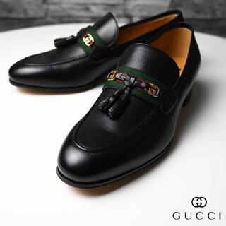Gucci - 新品 2020AW GUCCI インターロッキングG付き ローファー