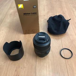 Nikon - ニコン単焦点レンズAF-SVRMicro-Nikkor 105mm f2.8G