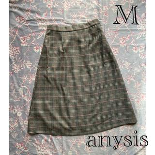 anySiS - ロングスカート anysis Mサイズ