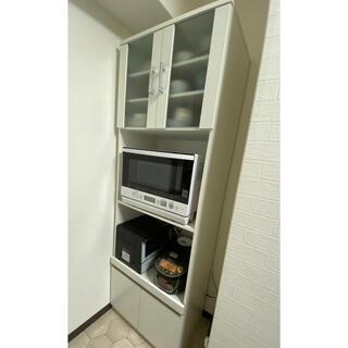 ニトリ(ニトリ)のニトリ レンジボード 12/3まで1000円引(キッチン収納)
