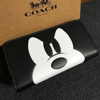 COACH - COACH   財布 ミッキー ディズニー