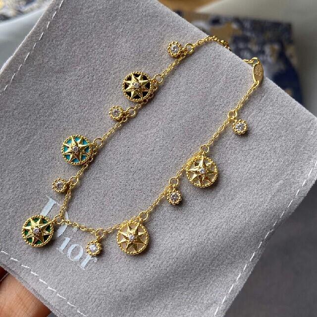 Dior(ディオール)のディオール Dior  ブレスレット レディースのアクセサリー(ブレスレット/バングル)の商品写真