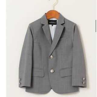 green label relaxing - グリーンレーベル TWジャケット パンツ スーツセットアップグレー 115美品