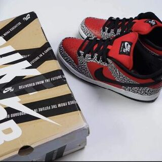 Nike Dunk Low Pro SB Supreme(ブーツ)