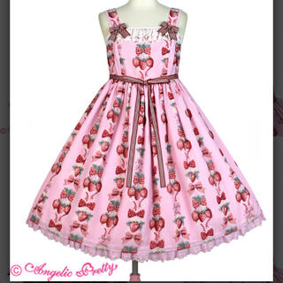 Angelic Pretty - strawberry doll 初版