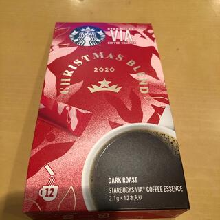 Starbucks Coffee - スターバックスVIAクリスマスブレンド12本入り スタバ