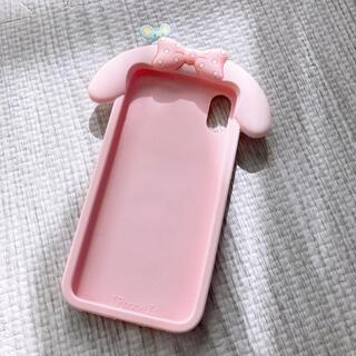 マイメロディ(マイメロディ)のマイメロ iphonex ケース(iPhoneケース)