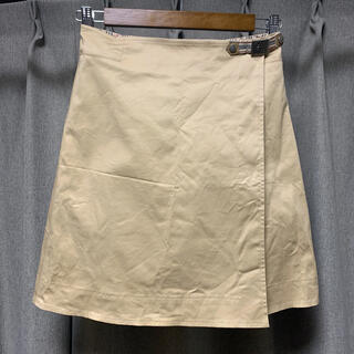 バーバリーブルーレーベル(BURBERRY BLUE LABEL)の【BURBERRY】スカート(ひざ丈スカート)