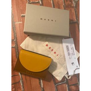 マルニ(Marni)の[新品] マルニ 三つ折り財布 ミニウォレット(財布)