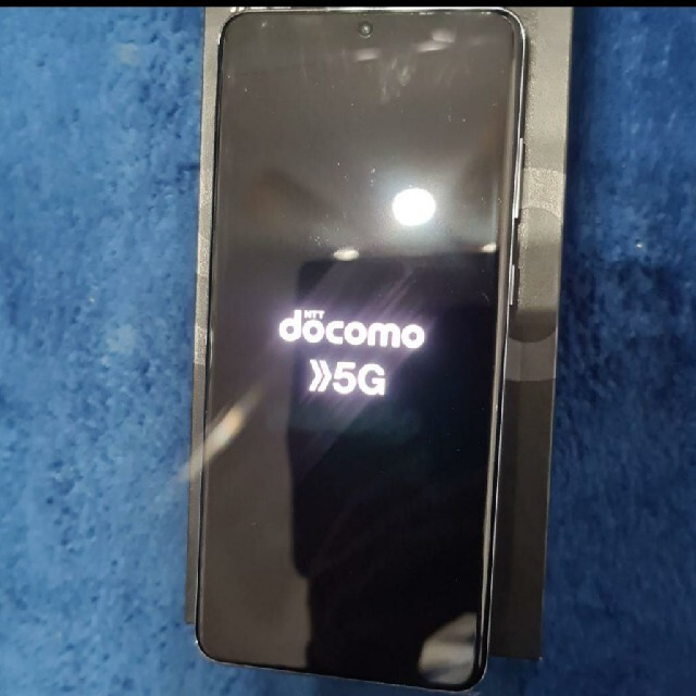 SAMSUNG(サムスン)のGalaxy S20+ 5G  SIMロック解除済128GB  docomo スマホ/家電/カメラのスマートフォン/携帯電話(スマートフォン本体)の商品写真
