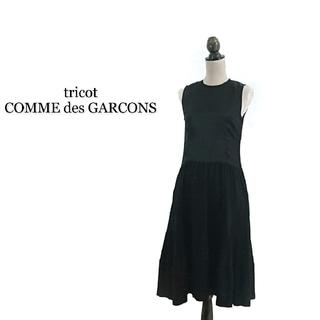 コムデギャルソン(COMME des GARCONS)のtricot COMME des GARCONS コムデギャルソン ワンピース(ロングワンピース/マキシワンピース)