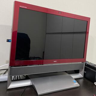 エヌイーシー(NEC)のNEC ValueStar デスクトップPC corei7 Windows10(デスクトップ型PC)