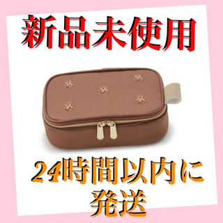 gelato pique - 新品 ジェラートピケ gelato pique BEAR刺繍ポーチ