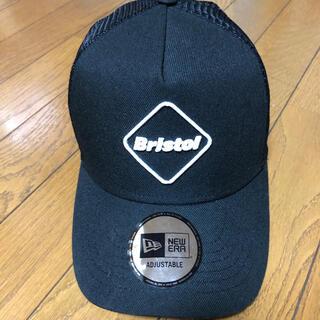 エフシーアールビー(F.C.R.B.)のF.C.R.B Bristol  NEW ERA MESH CAP (キャップ)