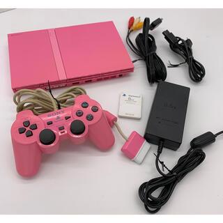 PlayStation2 - PlayStation 2  プレステ ピンク (SCPH-77000PK)