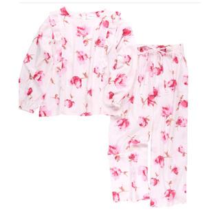 Wacoal - AMPHI🌷綿100 長袖パジャマ