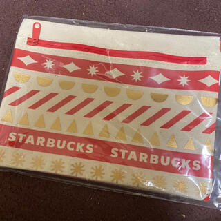 Starbucks Coffee - スタバ ノベルティ ポーチ