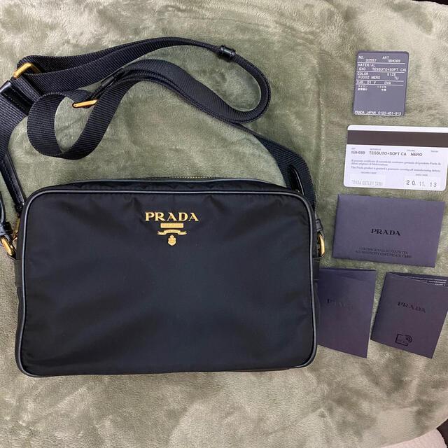 PRADA(プラダ)のプラダ ショルダーバッグ レディースのバッグ(ショルダーバッグ)の商品写真