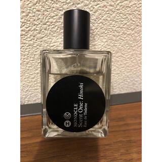 コムデギャルソン(COMME des GARCONS)のモノクル コムデギャルソン ヒノキ 香水 (ユニセックス)