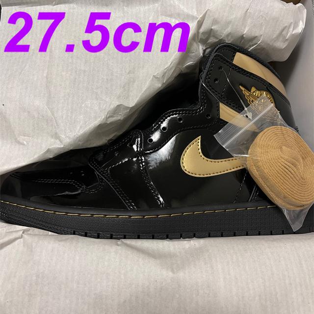 NIKE(ナイキ)の【27.5cm】NIKE AIR JORDAN 1 RETRO HIGH OG メンズの靴/シューズ(スニーカー)の商品写真