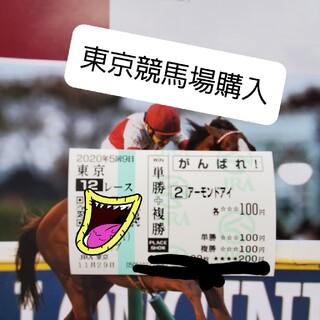 2020年ジャパンカップ 記念 東京競馬場購入 アーモンドアイ(その他)