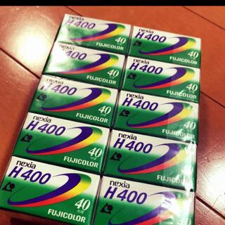 富士フイルム - 【40枚撮】◆FUJI FILM ◆APS 24ミリフィルム 10個セット