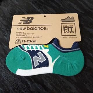 New Balance - 9☆ニューバランス スニーカーソックス