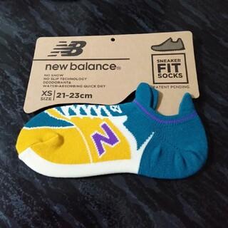 ニューバランス(New Balance)の10☆ニューバランス スニーカーソックス(靴下/タイツ)