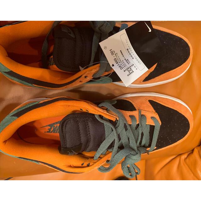 NIKE(ナイキ)のNIKE ダンク dunk セラミック メンズの靴/シューズ(スニーカー)の商品写真