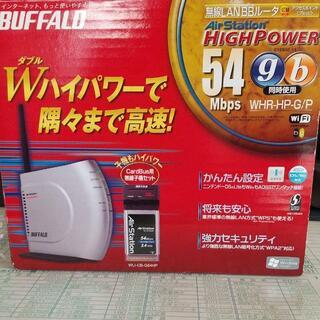 BUFFALO WHR-HP-G/P