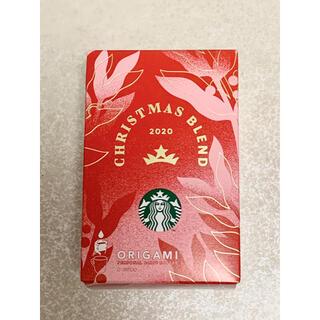 Starbucks Coffee - スターバックス クリスマスブレンド ORIGAMI 6袋