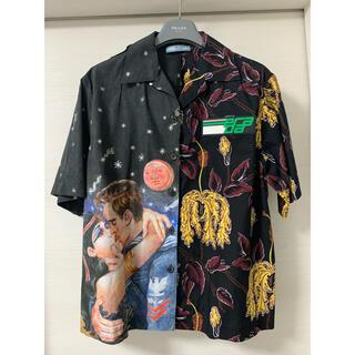 PRADA - pradaアロハシャツ