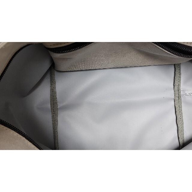 Herve Chapelier(エルベシャプリエ)のエルベシャプリエ 舟形レザーハンドルトート レディースのバッグ(トートバッグ)の商品写真